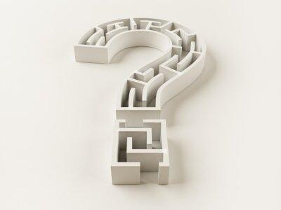 Question Mark Maze