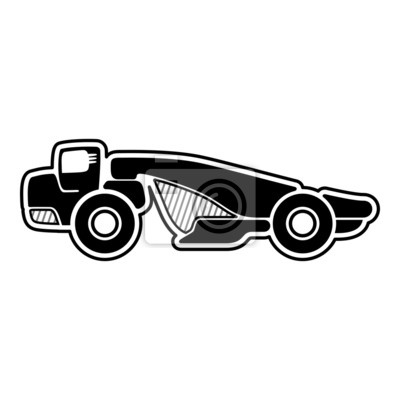 Rad-Traktor Schaber