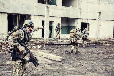 Bild rangers in action