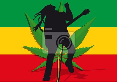 Bild Rasta_Reggae_Musique