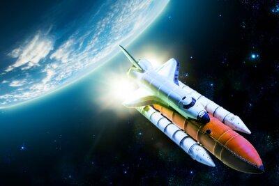 Bild Raumfähre