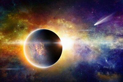 Bild Raumhintergrund
