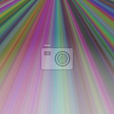 Ray Licht Hintergrund Design - Vektor-Grafik aus Linien