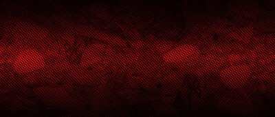Bild red and black carbon fibre background and texture.