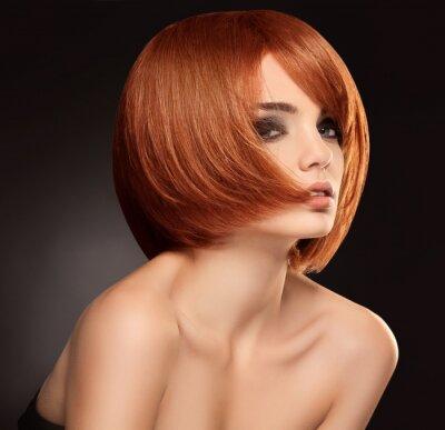 Bild Red Hair. Hohe Bildqualität.