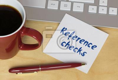 Bild Referenzprüfungen
