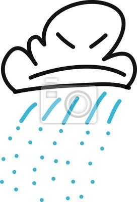 Bild Regen