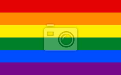 Bild Regenbogen Homosexuell Stolz Flagge