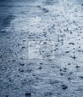 Bild regnerisch