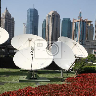 Reihe von Radar in shanghai