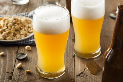 Bild Resfreshing Goldene Lager Beer