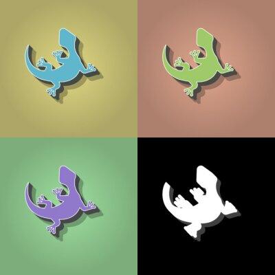 Bild Retro-Symbol