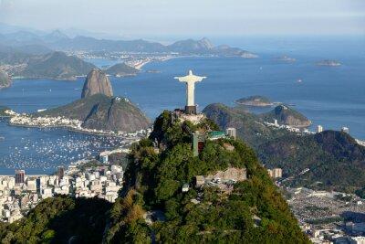 Bild Rio de Janeiro - Corcovado