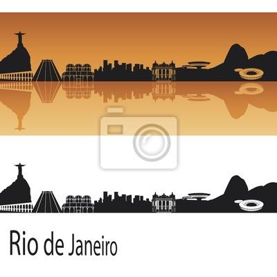 Bild Rio de Janeiro Skyline