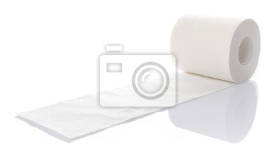 Bild Rolle Toilettenpapier
