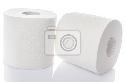 Bild Rollen Toilettenpapier
