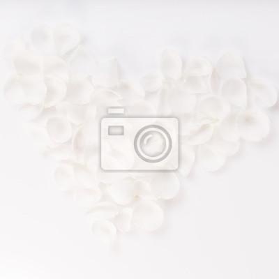 Bild Romantic wedding background.Wedding, valentine, engagement, anniversary theme