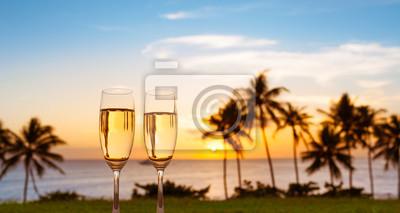 Bild Romantische Insel Strand Wochenende für zwei.