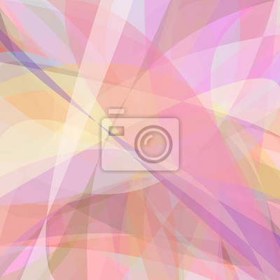 Rosa abstrakten Hintergrund aus dynamischen Kurven - Vektor-Design