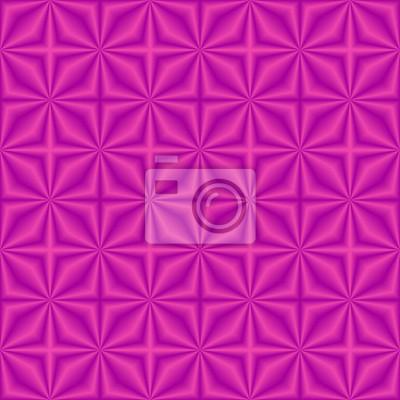 Rosa lila gemischtes geometrisches nahtloses Muster.