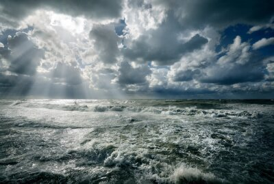 Bild Rough sea