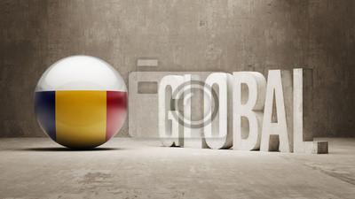 Rumänien. Globales Konzept.