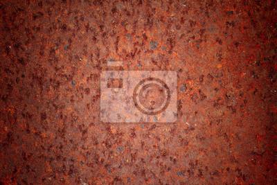 Rusty Metall Grunge-Hintergrund