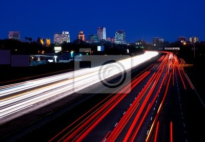 Bild Sacramento nachts