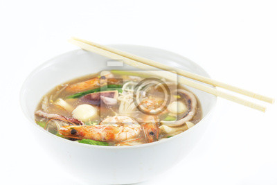 Bild saefood Suppe