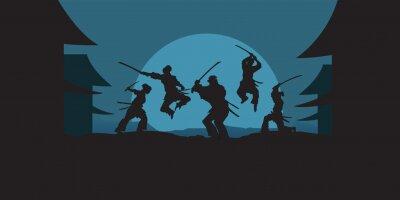 Bild Samurai Action