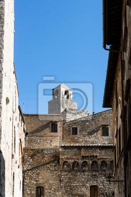 San Miniato, Toskana, Italien