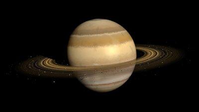 Bild Saturn