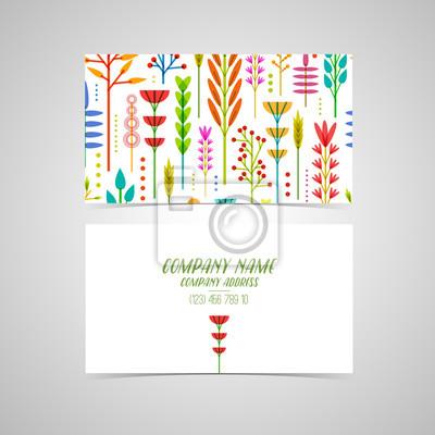 Schablone design visitenkarten und einladungen mit einem ...