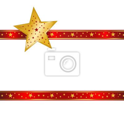 Schleife Geschenk Paket Box Packchen Weihnachts Stern