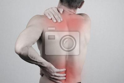 Bild Schmerzlinderung Konzept