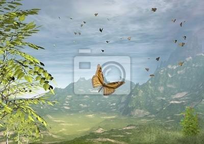 Schmetterlinge - 1