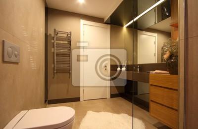 Schöne badezimmer design leinwandbilder • bilder Innenräume ...