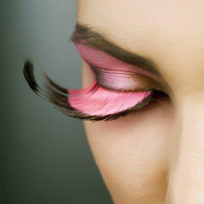 Bild Schöne Ferien Fashion Make-up