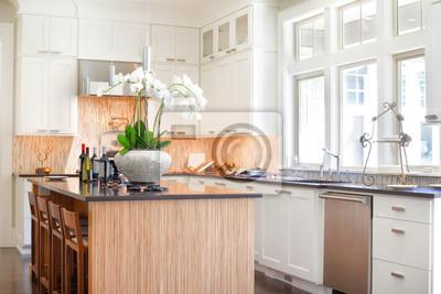 Bild Schöne Kicthen in Luxury Home