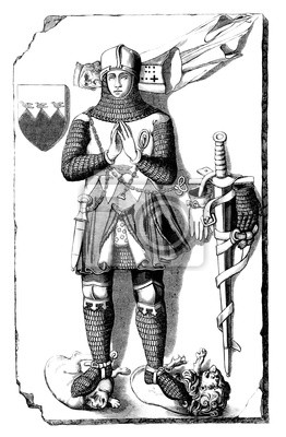 Bild Schöne Knight Ritter Ritter Mittelalter