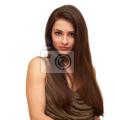 Schone lange haare fotos