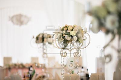 Schone Restaurant Interieur Tischdekoration Fur Hochzeit