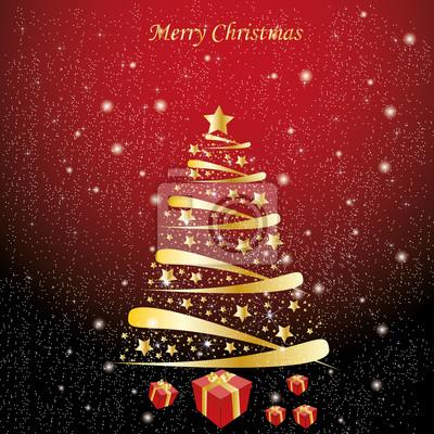 Bilder Schöne Weihnachten.Bild Schöne Weihnachten Winterkarte Oder Hintergrund