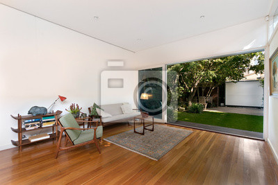 Bild Schöne Wohnzimmer Architektur Stockbilder