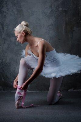 Bild Schöner Balletttänzer