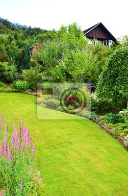 Bild Schöner Garten