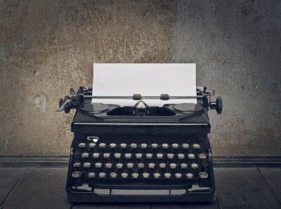 Bild Schreibmaschine