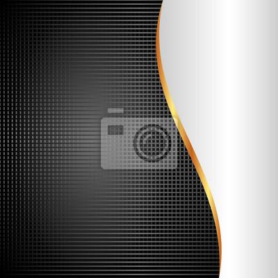 Bild schwarzen und weißen Hintergrund