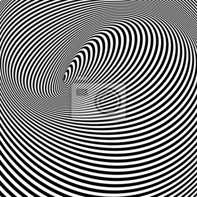 Schwarzweiss-Kunst-Hintergrund Opt