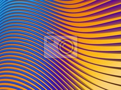 Screen of Linien